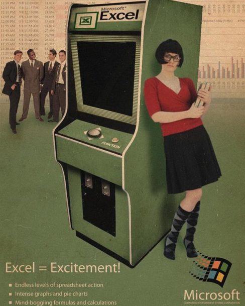 Excel nerd